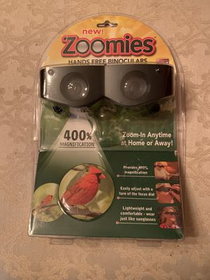 Zoomies binoculars for Sale in Davenport, FL