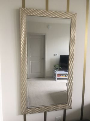 Gold Framed Mirror for Sale in Bethesda, MD