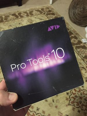 Pro tools 10 for Sale in Seattle, WA
