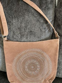Tan Brown Messenger Bag Purse for Sale in Canby,  OR