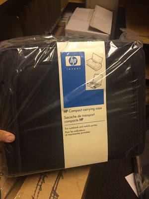Hp notebook bag for Sale in CORP CHRISTI, TX