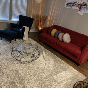 Red Couch for Sale in Atlanta, GA