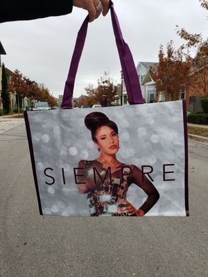 Anything for Selena, limited addition grocery carry bag! for Sale in Austin, TX
