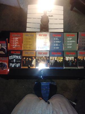 Sopranos Complete Collection for Sale in Newark, OH