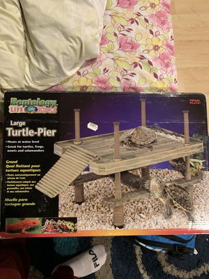 Large Turtle pier for Sale in Woodbridge Township, NJ