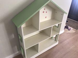 Kids bookshelf or toy shelf. Pottery barn for Sale in San Juan Capistrano, CA