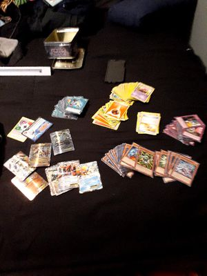 Yu gi oh cards and pokemon cards for Sale in El Monte, CA