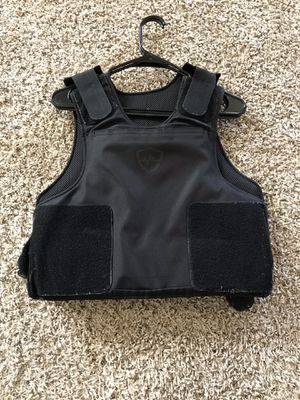 Concealable Level lllA+ bullet proof vest by safelife defense for Sale in Colorado Springs, CO