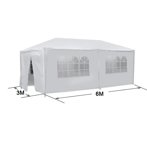 Removable Window Walls tent 10/20