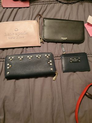 Kate Spade Wallets for Sale in Dallas, TX