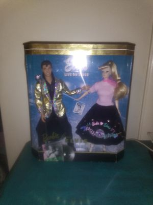 1996 Barbie and Elvis Doll Set for Sale in Ashland City, TN