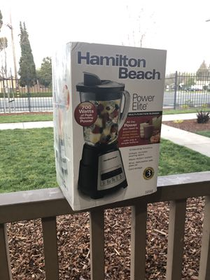 Hamilton Beach Blender for Sale in Sacramento, CA