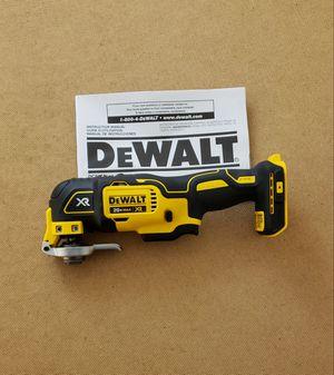 New Multi-Tool Dewalt ONLY TOOL FIRM PRICE for Sale in Woodbridge, VA