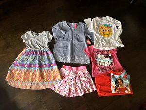 Girls size 6 bundle for Sale in Selma, TX