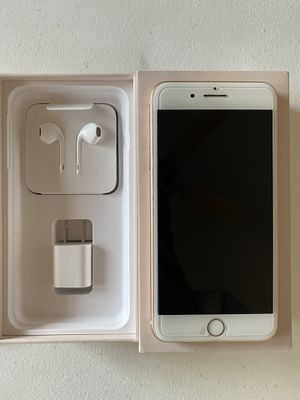 I phone 8 plus 64 Gb ( unlocked) for Sale in Fresno, CA