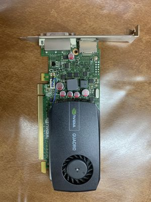 Nvidia Quadro 600 Entry Graphics Card for Sale in Tampa, FL