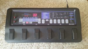 Ibanaz 6 block pedal Rare 90's equipment. for Sale in Riverdale, IA