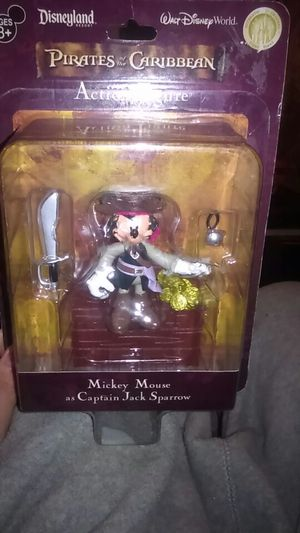 Pirates Of The Caribbean Mickey Mouse Collectible for Sale in Las Vegas, NV