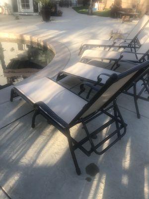 Pool lounge chairs for Sale in Corona, CA