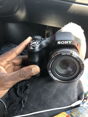 Sony photography camera new!! for Sale in Washington, DC