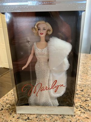 """Marilyn & See's Candies Barbie dolls """"Special Edition"""" for Sale in Chula Vista, CA"""