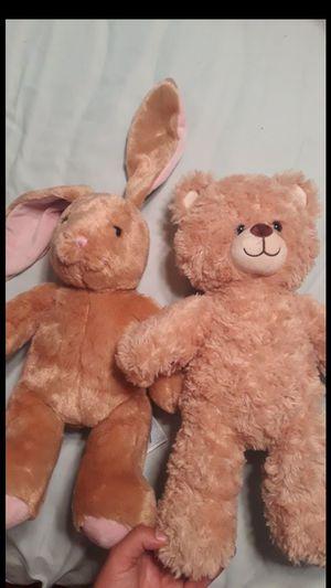 Build a bear stuffed animals for Sale in La Verne, CA