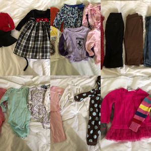 12 month baby girl winter clothes for Sale in Virginia Beach, VA