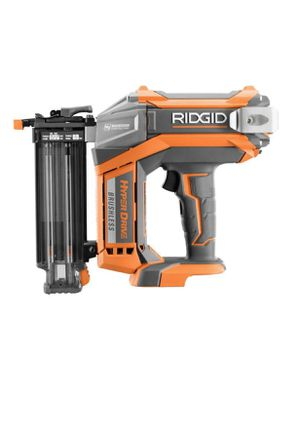 Ridgid 18G Brad nailer. (TOOL ONLY) for Sale in San Jose, CA