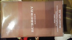 Brand New Mens Burberry London for Sale in San Bernardino, CA