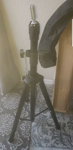 Mannequin Head Tripod for Sale in Elk Grove, CA
