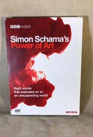 Simon Schama's Power of Art 3 DVD Set for Sale in Seattle, WA