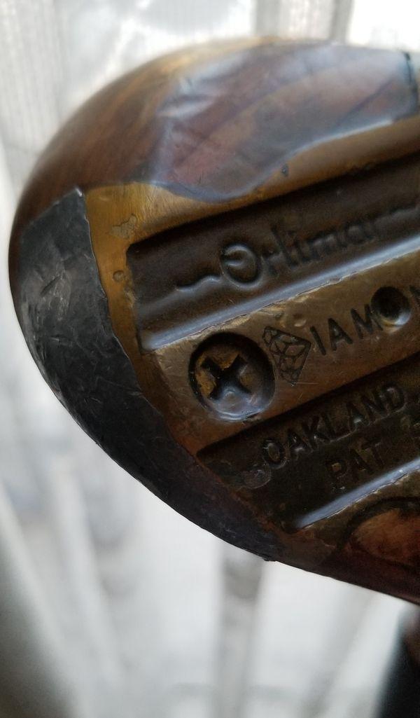 Vintage Golf Clubs