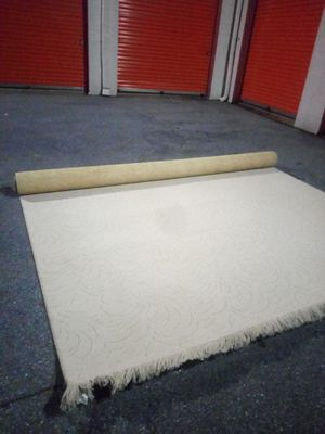 X large cream carpet for Sale in Hyattsville, MD