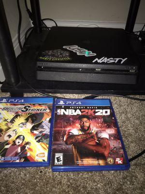 PS4 Slim Bundle W/Elgato for Sale in Katy, TX