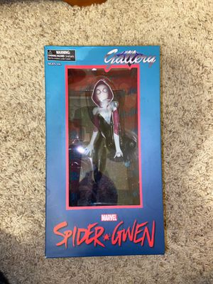 Spider-Gwen PVC figure for Sale in Gig Harbor, WA