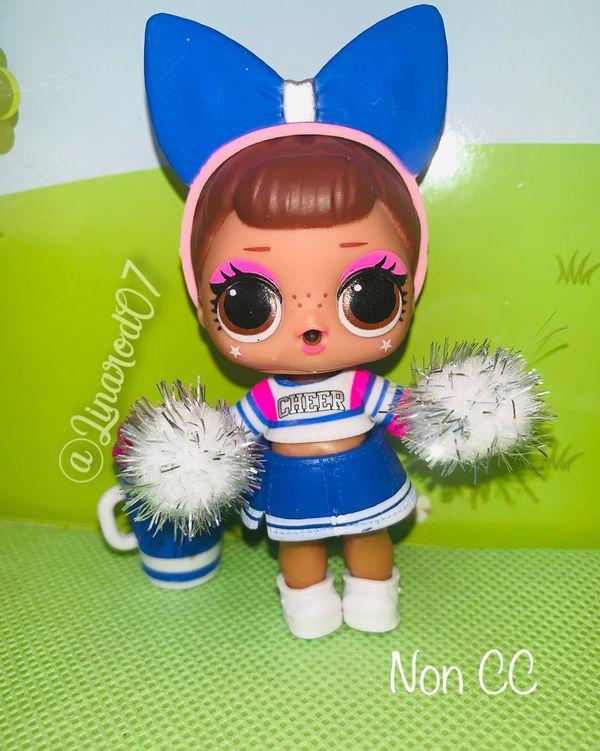 LOL Surprise Doll Sis Cheer