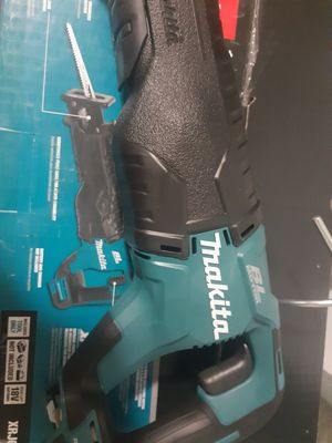 Norcross. RECIPRO SAW Brushless. MAKITA for Sale in Norcross, GA
