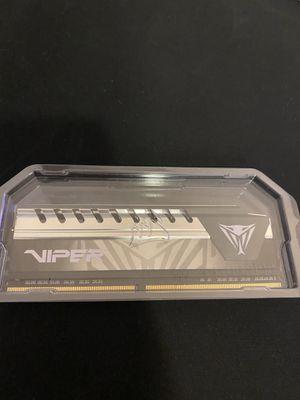 Viper Elite Series 1x16GB RAM Stick DDR4 2133MHz for Sale in Tempe, AZ