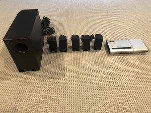 BOSE Lifestyle home entertainment system for Sale in Fairfax, VA