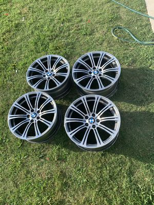 OEM BMW style 220m wheels for Sale in Tyler, TX