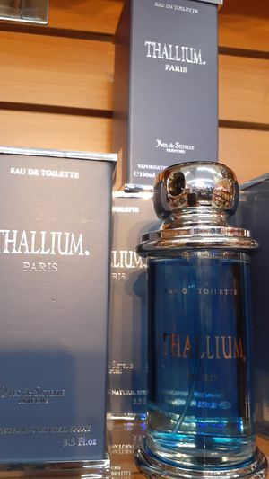 Thallium cologne 3.4 oz for Sale in Montclair, CA