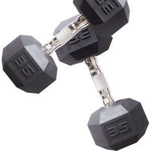 35 LB dumbbells 2 x 35 dumbbell set 35 Pound CAP weights New Pair for Sale in Scottsdale, AZ