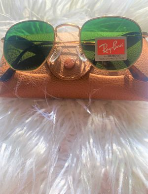 Brand New Authentic RayBan Hexagonal Sunglasses for Sale in Reno, NV