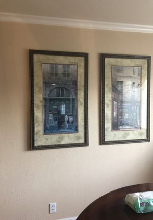 Home decor wall picture frames for Sale in Gilroy, CA