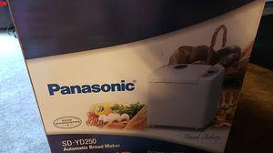 Panasonic bread maker for Sale in Modesto, CA
