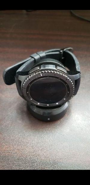 Samsung Watch Gear S3 Frontier for Sale in Anaheim, CA