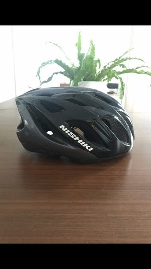 Nishiki bike bicycle helmet for Sale in Jacksonville, FL