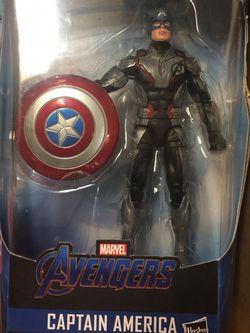 Marvel Legends Avengers Endame Captain America for Sale in Portland,  OR