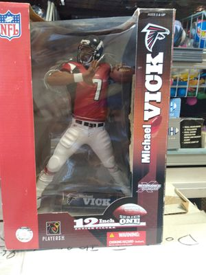 Collectible 12in series 1 action figure Michael Vick for Sale in Philadelphia, PA