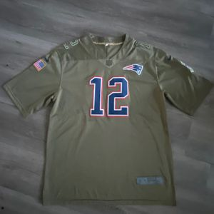NEW without Tags NIKE XL MENS BRADY PATRIOTS 🏈SALUTE TO SERVICE JERSEY for Sale in Leona Valley, CA